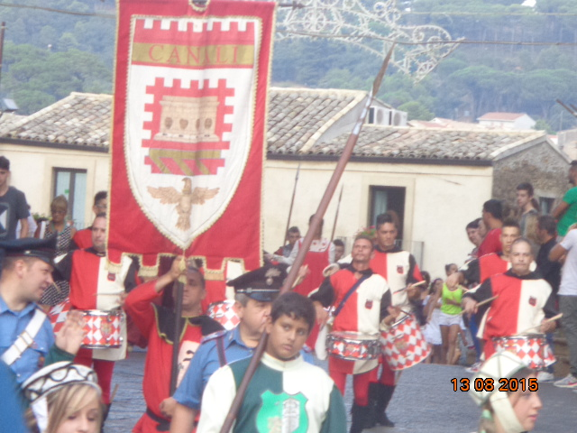 Palio of the Normans in Piazza Armerina Enna Sicily