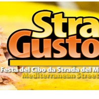 Stragusto in Trapani Sicily international food Street