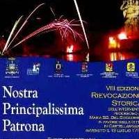 Reenactment in Castellammare Trapani