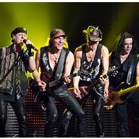 Gli Scorpions a Lucca al Summer festival