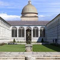 Camposanto monumentale Pisa