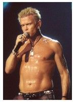 Billy Idol in concerto a Lucca