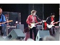 Bob Dylan in concerto a Lucca