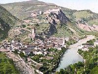 Agosto a Chiusa Bolzano