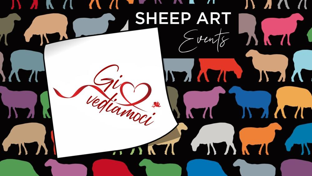 Sheep Art Event: GIOVEDIAMOCI il 07 nov 2019