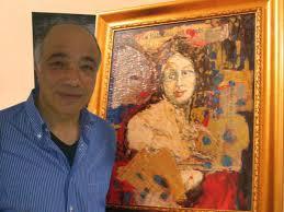 Angelo Scroppo artista di Piazza Armerina Enna Sicilia