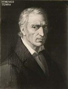 Domenico Tempio poeta riformatore siciliano di Catania