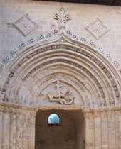 Église de San Giorgio in portail de Ragusa