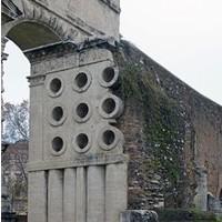 Roma: sepolcro di Eurisace