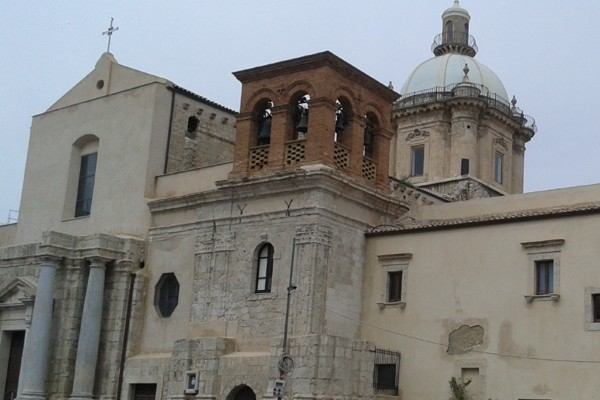 Chiesa di Sant'Angelo Licata Agrigento