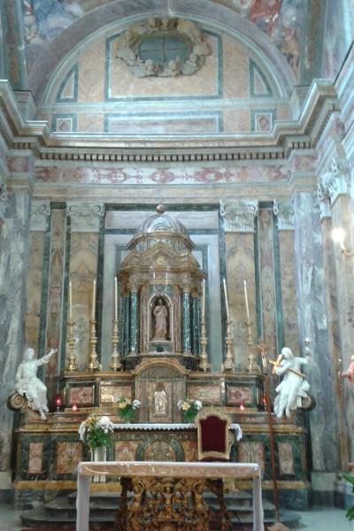 Borremans e Chiesa di S. G. Evangelista Piazza Armerina Enna