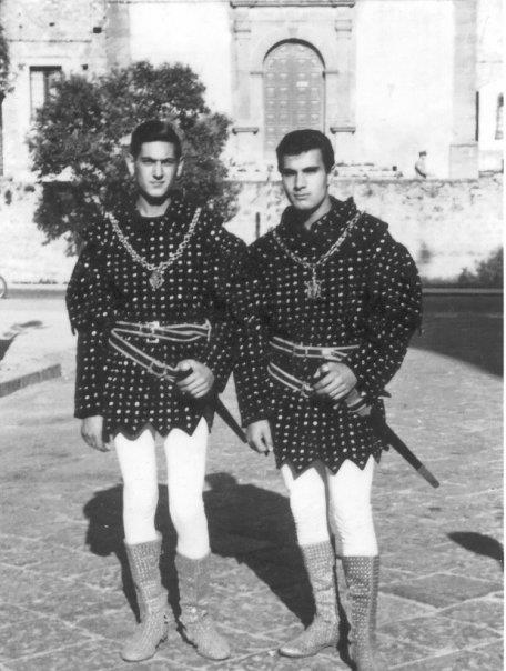 Palio dei Normanni del 1963 a Piazza Armerina