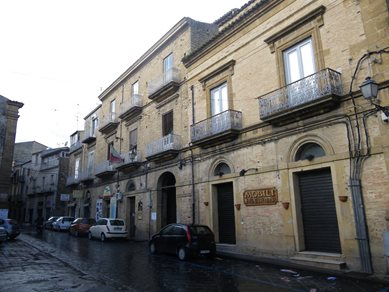 Ospedale di Piazza Armerina Enna nel 1444-1583