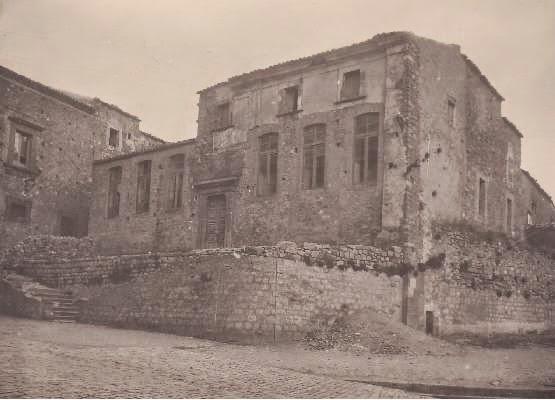 Ospedale S.Giovanni di Dio 1690 di Piazza Armerina Enna Sicilia