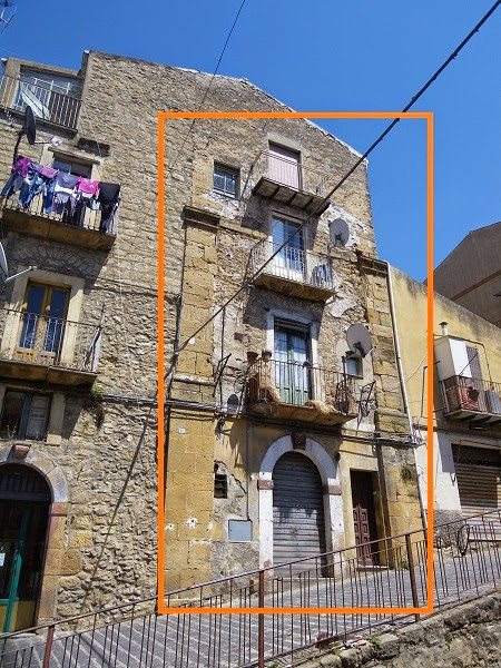 Ex chiese oggi abitazioni di Piazza Armerina Enna