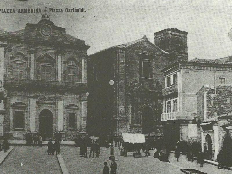 Sodalizio dei Dodici Preti a Piazza Armerina Enna