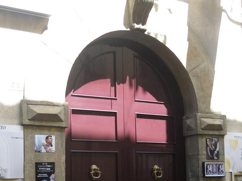 Sodalizio degli Studenti casa professa dal 1605 a Piazza Armerina