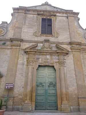 Cenni storici della chiesa del SS. Crocifisso di Piazza Armerina