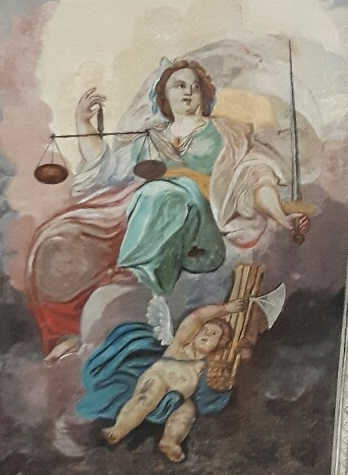La Giustizia a Palazzo Trigona Piazza Armerina Enna