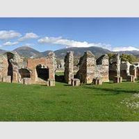 Anfiteatro romano di Amiternum all'Aquila