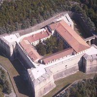 Forte Spagnolo il castello cinquecentesco all'Aquila