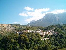 Borgo di San Pietro alla Jenca Assergi l'Aquila