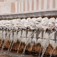 Fontana delle 99 cannelle all'Aquila