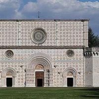 Basilica di Santa Maria di Collemaggio all'Aquila