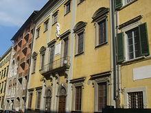 Oltre la torre pendente a Pisa