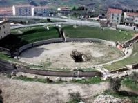 Anfiteatro romano,Larino-CB