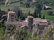 abbazia di Santa Maria di Farfa