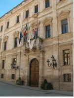 Il Palazzo Ducale a Sassari
