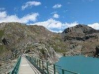 Lago Pirola a Monte Torrione Sondrio