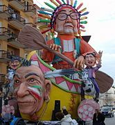 Il Carnevale di Manfredonia