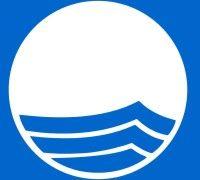 Senigallia Ancona blue flag