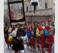 Palio dei Castelli di San Severino Marche