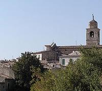 Chiesa di San Tommaso Apostolo a Caramanico Terme Pescara
