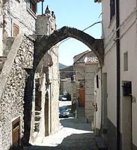 Arco normanno a San Giovanni in Fiore