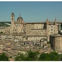 Urbino es un patrimonio de la humanidad.