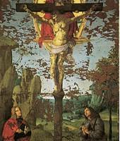Raffaello: stendardo della Santissima Trinità