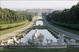 UNESCO: Reggia di Caserta con il Parco, l'acquedotto di Vanvitelli e il Complesso di San Leucio