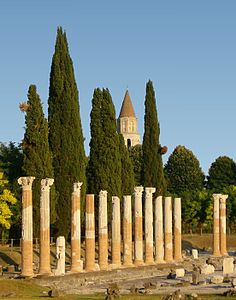 UNESCO: Archaeological Area and the Patriarchal Basilica of Aquileia