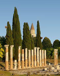 UNESCO: Zone archéologique et la basilique patriarcale d'Aquilée