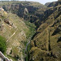 Gravina dell'altopiano delle Murge Puglia
