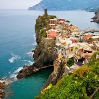 Genova il parco nazionale delle Cinque Terre