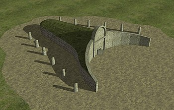 Outre-tombe dei giganti Sardaigne