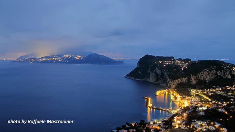 cenni isola di Capri