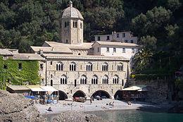 Abbazia di San Fruttuoso di Capodimonte Liguria