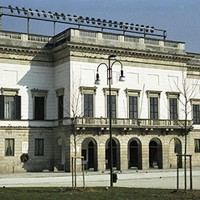 Appiani palace in Milano