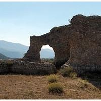 Archäologische Fundstätte von Peltuinum Aquila in Prata d'Ansidonia